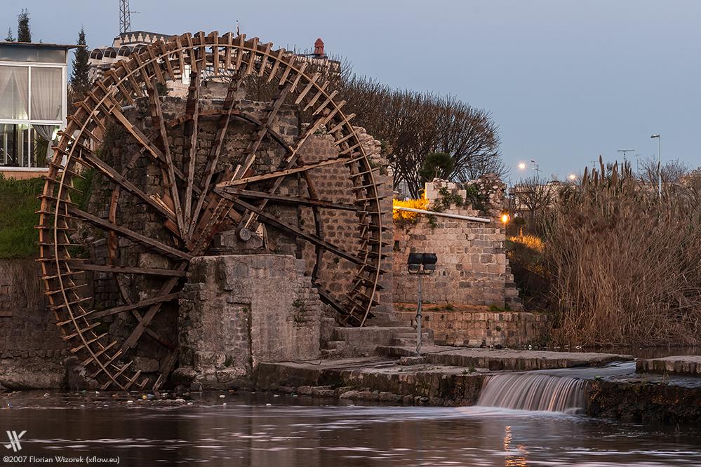 Noria – Hama's ancient giant Waterwheels