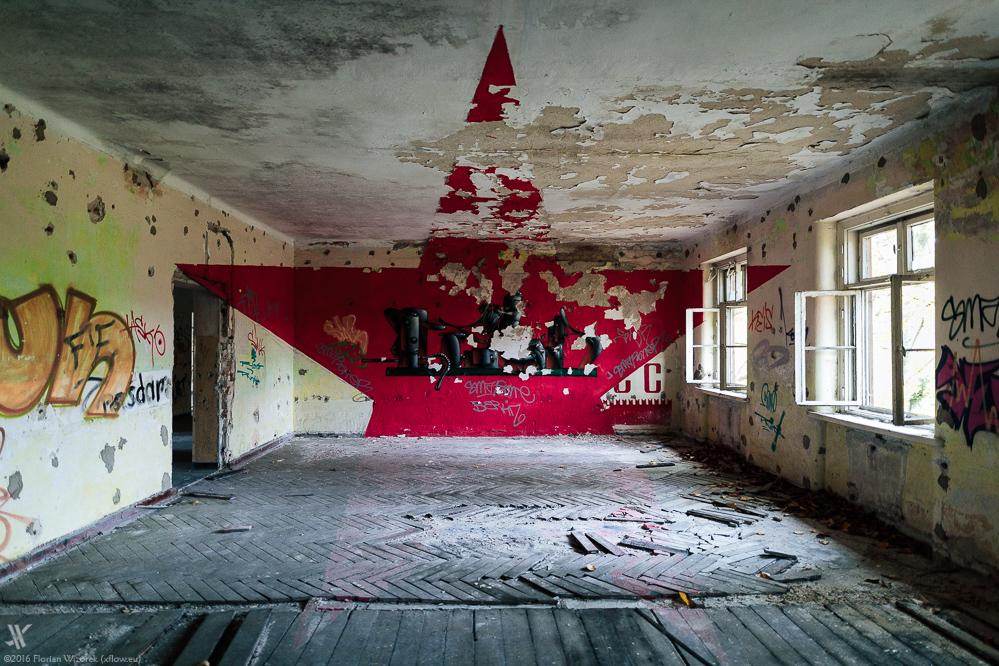 East Germany S Soviet Heritage L 246 Wen Adler Barracks And