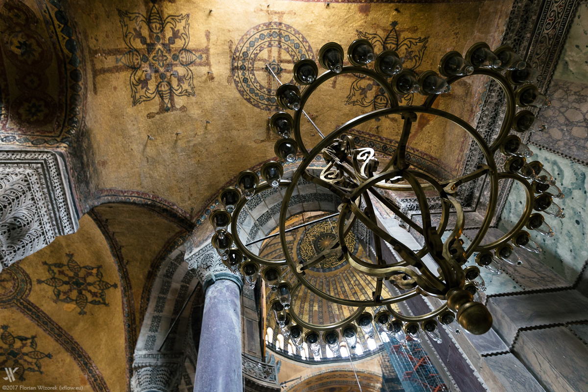 Hagia sophia the mosque once being a church hagia sophia aloadofball Images