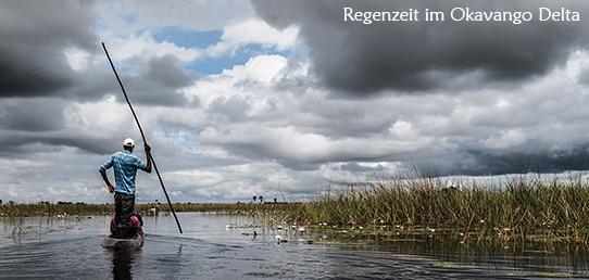 Reisebericht - Okavango Delta – Afrikas Spreewald im Lauf der Zeit
