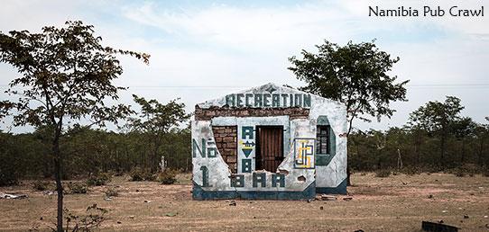 Reisebericht - Namibia Pub Crawl