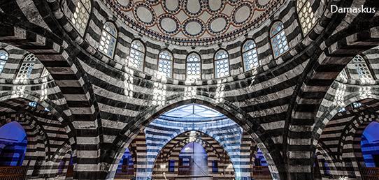 Reisebericht - Orient - Damaskus/Syrien