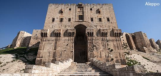 Reisebericht - Orient - Aleppo/Syrien