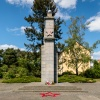 Soviet memorial in Oranienburg