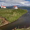 Island, Westfjorde Landschaft