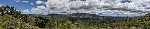 New Caledonia, Panorama
