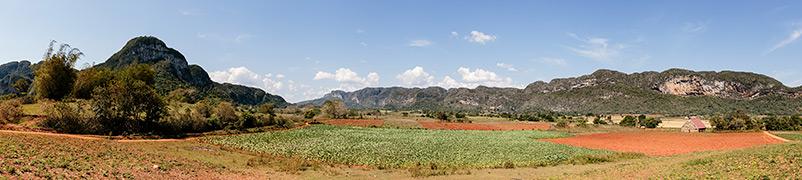 Vinales Panorama