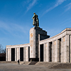 West Berlin's Soviet Heritage – The Tiergarten Soviet War Memorial
