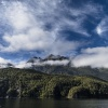 New Zealand, Doubtful Sound, Lake Manapouri