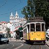 Lisbon, tramway