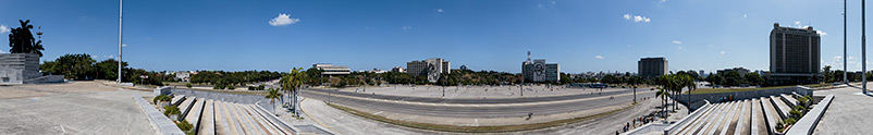 Havanna, Plaza de la Revolucion