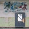 Olympisches Dorf, Wandbild