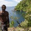 Papua New Guinea, Rabaul, Tavui, Sub Base