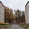 Olympisches Dorf, Hindenburg-Haus, Plattenbau