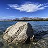 Neuseeland, Südliche Alpen, Lake Tekapo