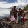 Papua New Guinea, Rabaul, Tavurvur, Matupit