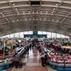 Minsk Komarowski Markthalle