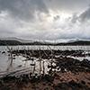 New Caledonia, Lac Yate, Lake Yate
