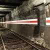 Berlin, old U5 tunnel