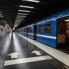 Stockholm, Tunnelbana,Mörby centrum