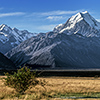 xflo:w photo calendar 2014, New Zealand Mountains Volcanoes