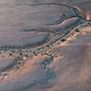 Namib aerial image