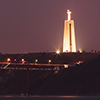 Lissabon, Ponte 25 de Abril, Cristo Rei