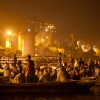 Ganga Aarti ceremony, Varanasi/India