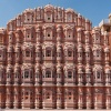 India, Jaipur, Wind Palace