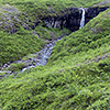 Scenery around Svartifoss