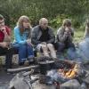 Kamtschatka, Camping