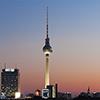 Berlin, Fernsehturm, Alexanderplatz