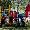 Bhutan mask festival