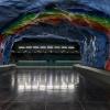 Stockholm, Tunnelbana,Stadion