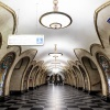 Moscow Metro, Novoslobodskaya