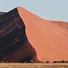Namib-Wüste Düne