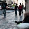 Lisbon, homeless