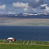 Iceland, Westfjords scenery