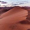 Namib Sonnenaufgang