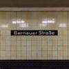 Berlin, U8, Bernauer Straße