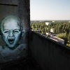 Pripyat, Graffiti