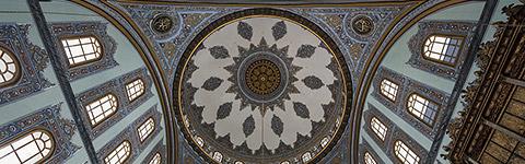 Istanbul, Nusretiye Mosque