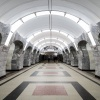 Moscow Metro, Chkalovskaya