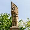 Sowjetisches Ehrenmal in Blumberg