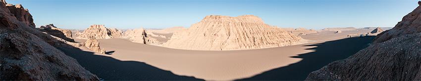 Dascht-e Lut desert, Iran