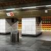 Prague metro line A, Hradcanská