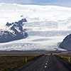 Endless Roads, giant Glaciers - Island's Southeast
