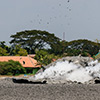 Bledug Kuwu mud volcano