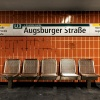 Berlin, U3, Augsburger Straße