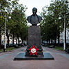 Dserschinski Denkmal